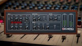 Nembrini Audio Delay3000 - 딜레이 플러그인