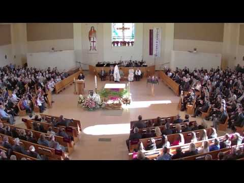 St. George Parish: Funeral Mass for Allison Campbell
