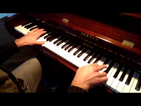 The Doors - Take It As It Comes (Piano Cover)