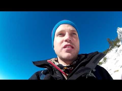 Im Winter von Kufstein auf die Naunspitze