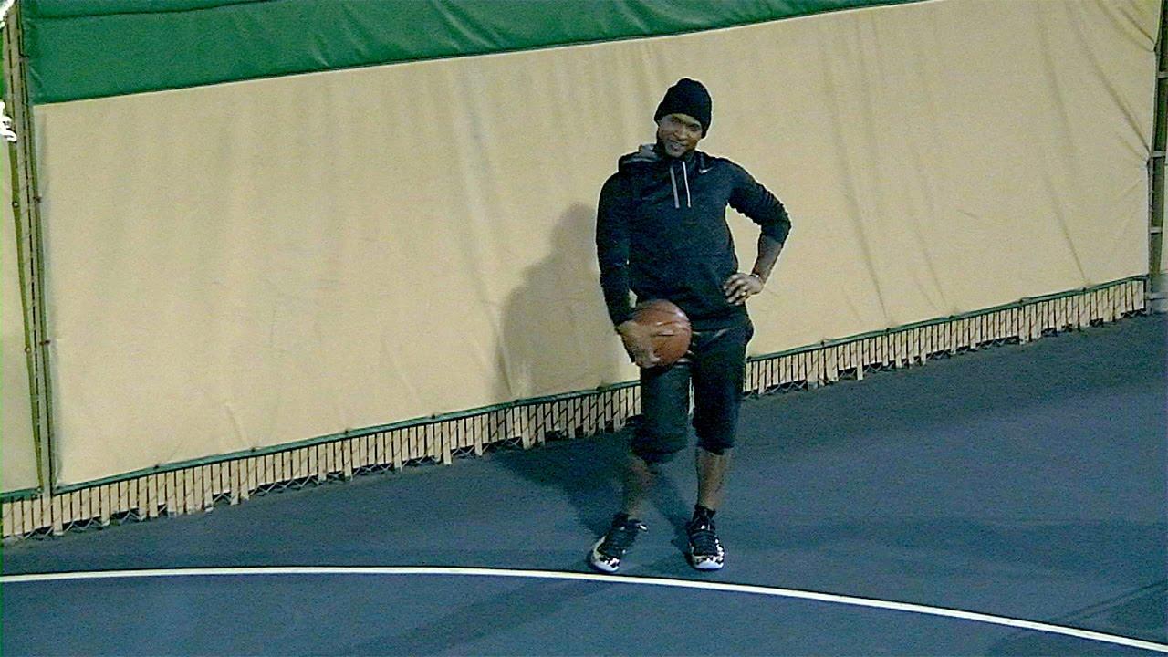 Usher roller shoes video - Sneak Peek Usher On Repeatafterme