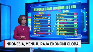 Indonesia, Menuju Raja Ekonomi Global