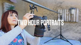 Join canon ambassador alessandra meniconzi as she shows you how has created a travel photography inspired balcony portrait series in lockdown. remain...
