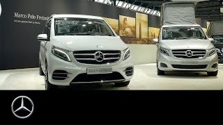 Style for every occasion  Mercedes Benz Vans presents the Marco Polo HORIZON