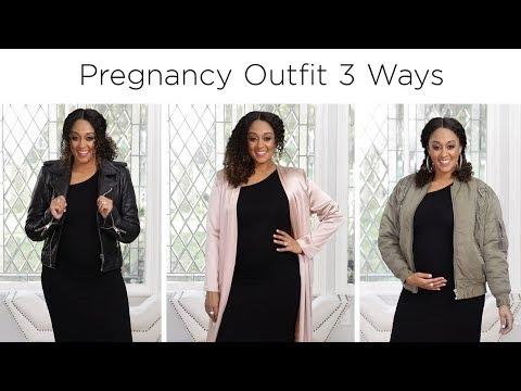 3 Cute Pregnancy Outfit Ideas  Quick Fix