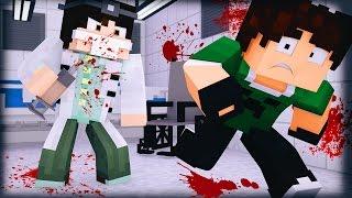 Minecraft: ESCAPE DO HOSPITAL !! - (Escape The Hospital)