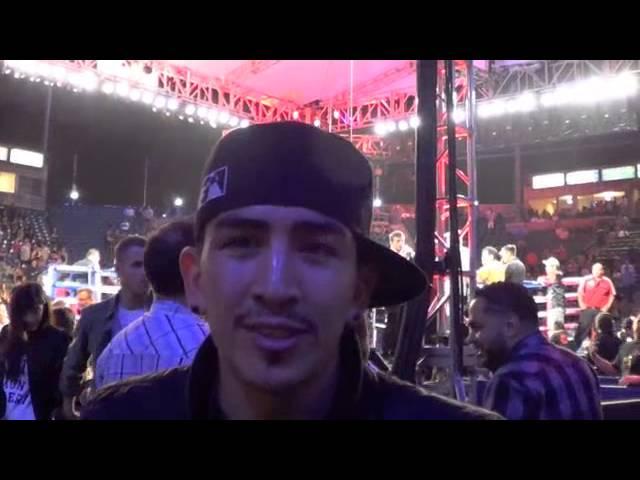 Fight Night at StubHub: De La Hoya, Guerrero, Broner, Porter