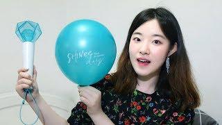 샤이니 SHINee 10주년 팬미팅 같이 준비해요 10th anniversary GRWM