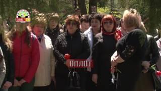 Митинг-реквием памяти жертв чернобыльской трагедии
