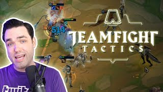 First Look at Riot's Auto Chess - Teamfight Tactics