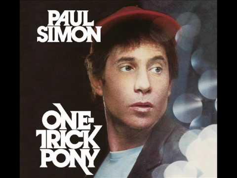 One-Trick Pony Track 3 - One-Trick Pony