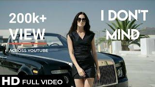 Anagramma - I Don't Mind (Original Mix)    VEVO Remix