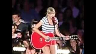 Long Live - Taylor Swift - Red Tour Vancouver
