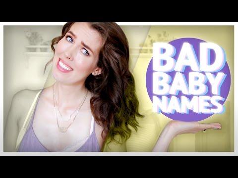 BAD Baby Names!