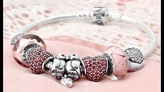 Часы браслет Pandora серьги Dior в ПОДАРОК ДЕВУШКЕ НА 8 МАРТА! Что подарить девушке на 8 марта!