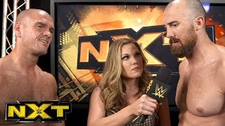 Oney Lorcan & Danny Burch's nascent partnership is put to the test: NXT Exclusive, Oct. 25, 2017
