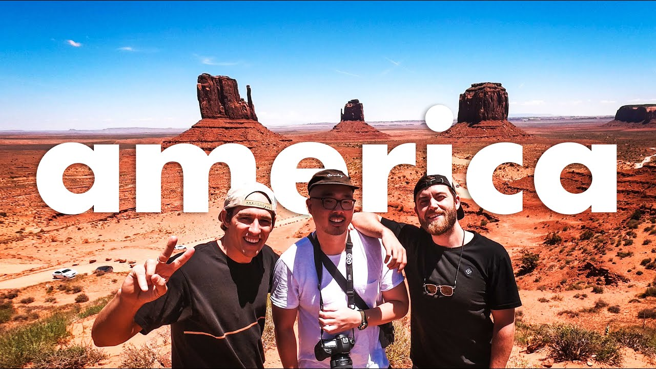 THE GREAT AMERICAN ROAD TRIP (2019 travel film)
