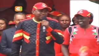 Jubilee waingia Nairobi