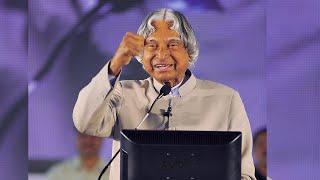 Dr. A P J Abdul Kalam speaking at 1st Bhartiya Chhatra Sansad 2011, Pune, Maharashtra