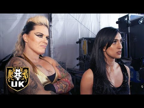 Jinny and Jazzy are going straight to the top: NXT UK Exclusive: July 17, 2019