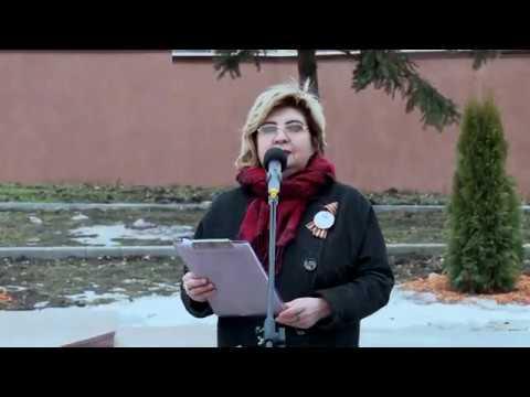 Открытие площади Победы в г  Сасово