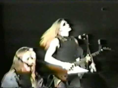 Darkthrone Live 1991 - A Blaze In The Northern Sky