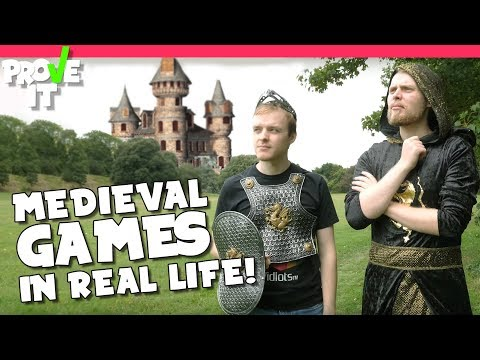 Age of Empires IN REAL LIFE! - Live Action Finale