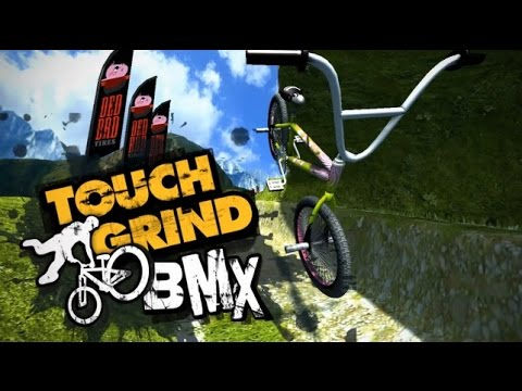 Touchgrind BMX Android Gameplay + Download
