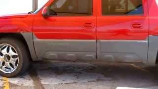 Chevrolet - Avalanche