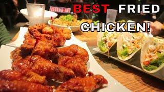 Bonchon Chicken Review! Best Fried Chicken in Houston!