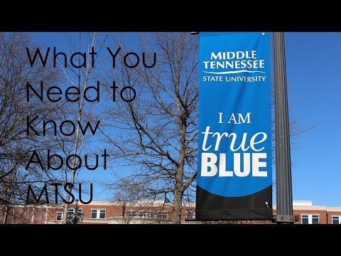 What You Need to Know About MTSU