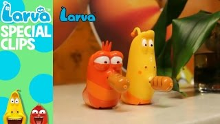 Larva Wind-up Toy 2 - Fun Larva Product - Play with Larva