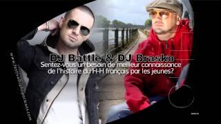 Interview DJ Battle et Dj Brasko les Parrains 2014 - Festival Hip-Hop Orléans 2014