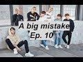A big mistake [Bts ff] - Ep. 10