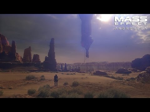 What i want to see in Mass Effect Andromeda