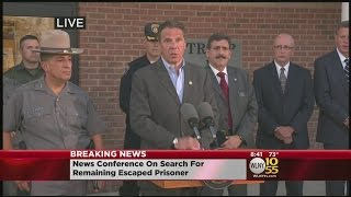 Cuomo: Richard Matt Killed By Border Patrol Agent 30 Miles From Prison