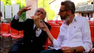 2018 lug 7 - Intervista a Vittorino Andreoli  - Coscienza Festival di Berceto.