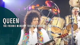Queen - The Freddie Mercury Tribute Concert ~Trailer