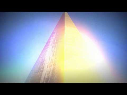 Electromagnetic field of a large nubian pyramid with golden ratio proportions