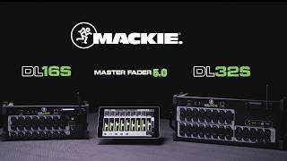 Mackie DL32S & DL16S - Quick Look