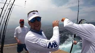 2018 Offshore World Championship | St. Lucia Int'l Billfish Tournament | Pacific Sailfish