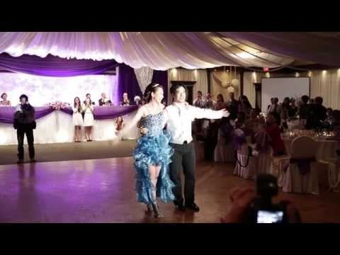Parachute - Wedding Dance - Jenn & James