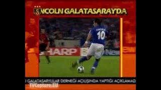 Lincoln Galatasaray TV Clip