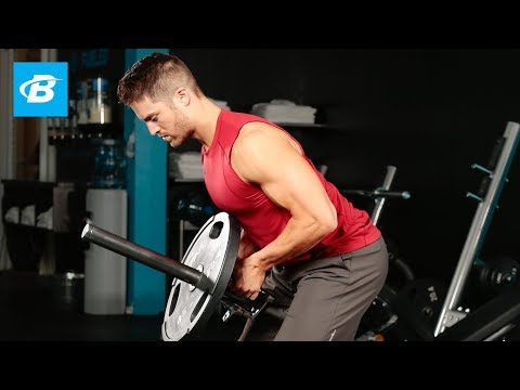 T-Bar Row with Handle | Exercise Guide