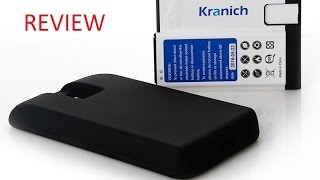 Kranich 9600mAh Extended Battery For The Galaxy Note 4 Review