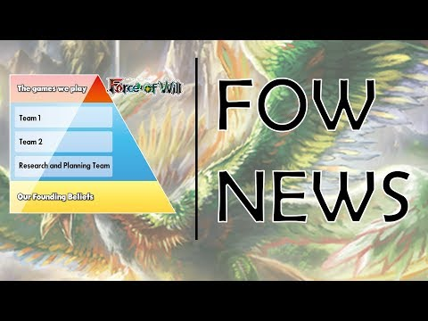 FOW News! Tokyo GP Results, CEO Addresses Community, Caster Lewdness