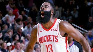 James Harden 47 Points! Doc Rivers Ejected! 2019-20 NBA Season