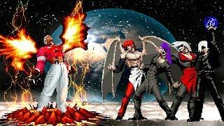 Kof Mugen Orochi Yashiro Rhythm VS Element Team