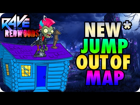 Rave In The Redwoods Glitches: New* Jump Out The Map (no transponder) Glitch - Infinite Warfare