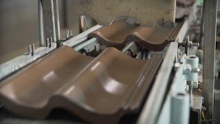 Fabryka dachówek betonowych - Fabryki w Polsce